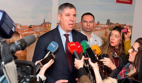 De los Mozos anuncia un ERE de cierre de Nissan en Ávila este año si no hay acuerdo antes del 14 de junio