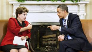 Venezuela figura en la agenda Obama-Rousseff