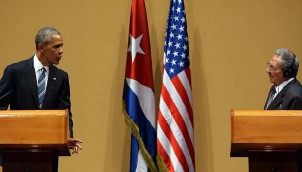 Raúl Castro dijo que reunión con Obama