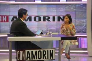 Oblitas: CNE rechaza pretensiones internacionales de intervención