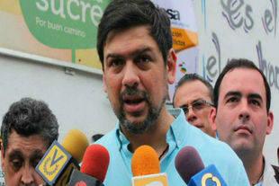 Ocariz insistió en que el plano electoral nunca se debe abandonar