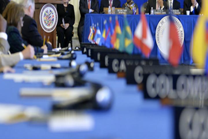 Venezuela pierde la votación y la OEA inicia sesión de Carta Democrática