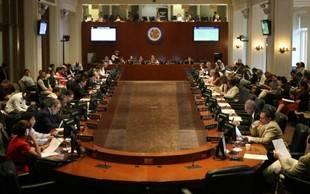 Familia de opositores presos apoyan audiencias en la OEA sobre DDHH en Venezuela