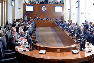 OEA aprobó reunión de cancilleres para considerar situación de Venezuela