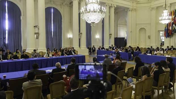 OEA denuncia aumento de represión en Venezuela ante movilización de jueves