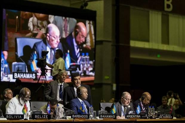 Argentina recibió el apoyo de la OEA en su reclamo de diálogo al Reino Unido sobre Malvinas.