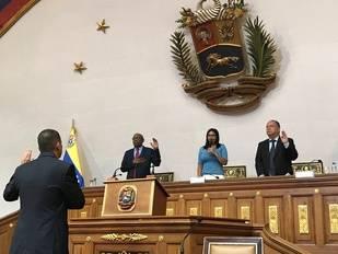 ANC juramentó a gobernador chavista tras repetición de elecciones en el estado Zulia