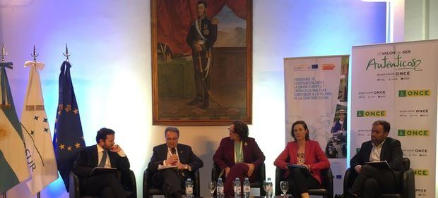 El Grupo Social ONCE identifica los grandes retos de cooperación sobre discapacidad entre Europa e Iberoamérica