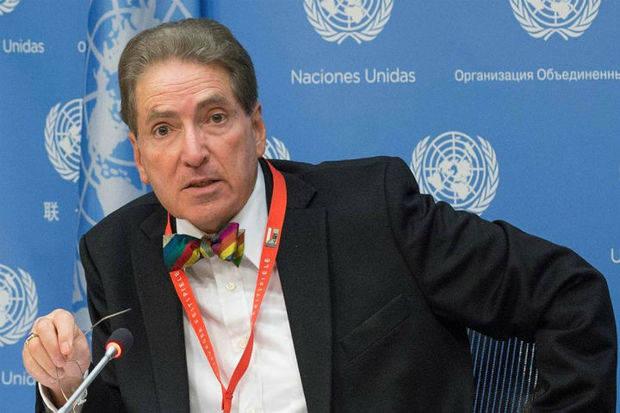 Experto de ONU visitará en noviembre Venezuela para escuchar 'a ambas partes'