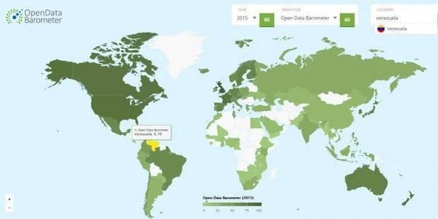 Venezuela es el país que menos informa a su población en todo el continente