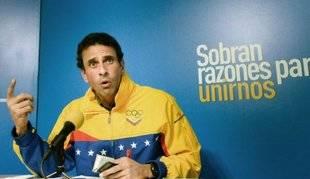 Capriles presentará este martes plan económico para el país