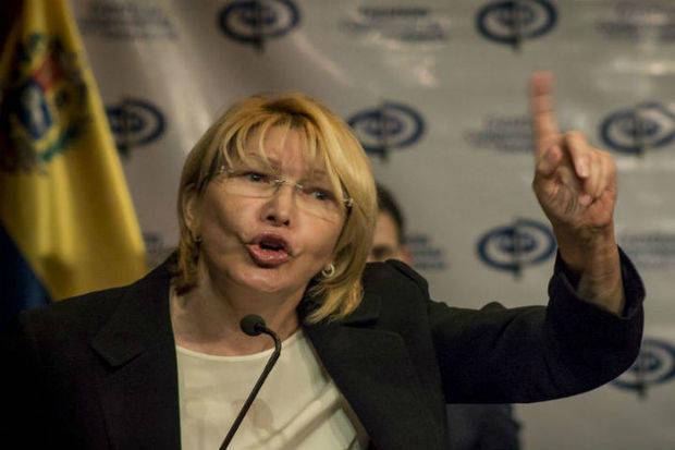 Ortega Díaz denunció al Gobierno de Maduro por crímenes de lesa humanidad