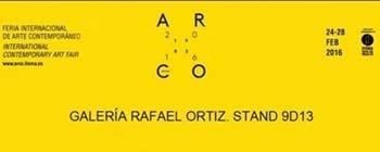 Las galerías sevillanas Alarcón Criado y Rafael Ortiz vuelven un año más a ARCO, que arranca este miércoles