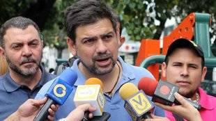 """Carlos Ocariz dice que el CNE """"es tramposo"""" y confirmó su participación en las regionales"""