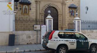 La juez deja en libertad a las dos detenidas por los daños a Nuestro Padre Jesús Nazareno de Osuna