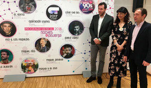 Valladolid acogerá el próximo 9 de junio uno de los conciertos de la gira de Operación Triunfo