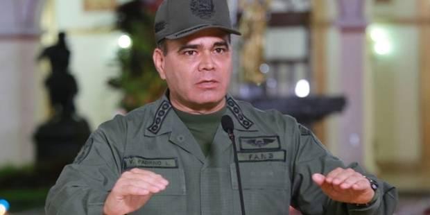 Incidentes con venezolanos que se comieron papeleta de voto