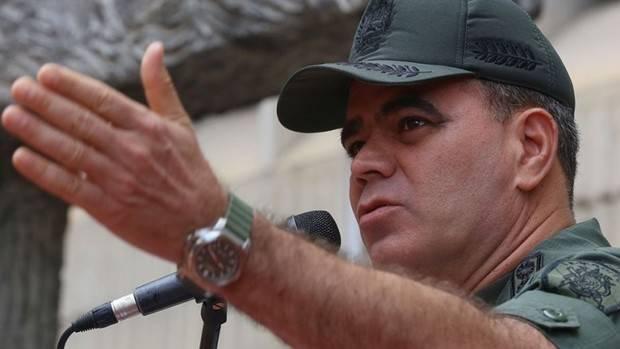 Padrino López informa de caída de avión de las FFAA en frontera con Colombia