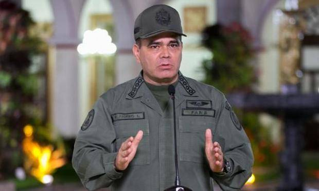 Nelson Bocaranda confirmó cáncer del ministro Padrino López