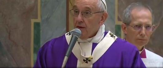 El Papa Francisco, al cumplir 80 años, pidió una vejez