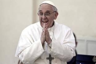 La prensa est� m�s preocupados que el Papa por su encuentro con Hebe