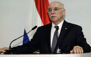 Gobierno paraguayo dice que en Venezuela se rompió el Estado de Derecho