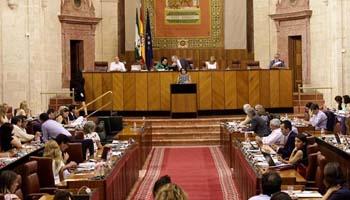 Los diputados del Parlamento andaluz percibir�n en 2016 un sueldo m�nimo de 3.850 euros al mes