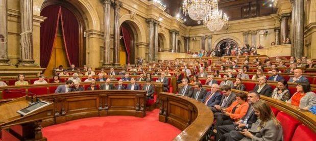 El Parlament aprobó la resolución que declara la independencia de Cataluña