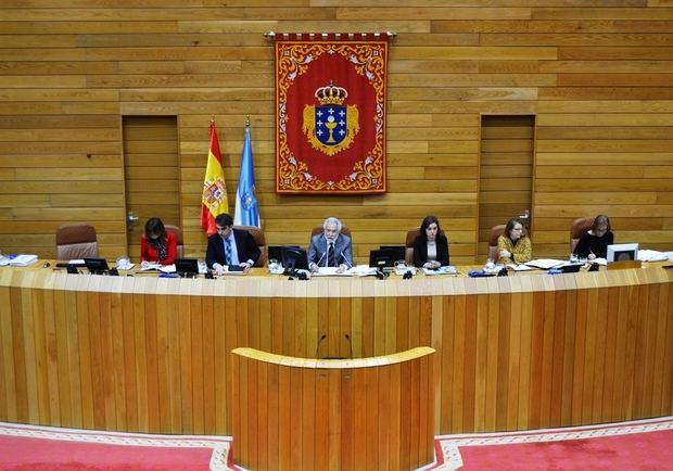 El Parlamento de Galicia realizó una declaración institucional por la defensa y el porvenir del Centro Gallego de Buenos Aires