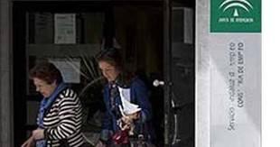 La cifra de parados en Andalucía sube en 13.857 personas hasta 997.361 desempleados