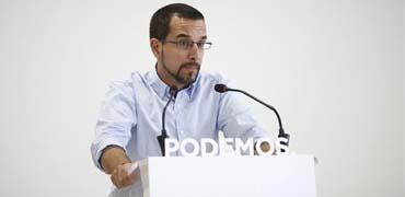 Pascual defiende su gestión como secretario de Organización y achaca su cese a sus 'desavenencias' con Iglesias