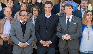 Pedro Sánchez señala que la repoblación es una 'causa justa' que necesita una 'alianza público-privada'