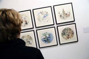 Artistas de Pekín muestran en La Térmica su visión de la cultura malagueña y española
