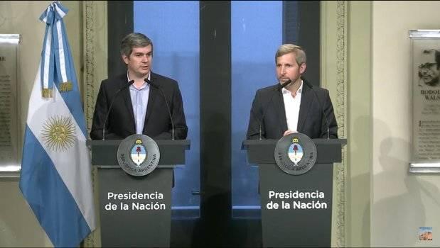 Ante las cr�ticas de la oposici�n el gobierno aclar� que �no hay vocaci�n de utilizaci�n pol�tica