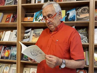 Reconocimiento y distinción al poeta Carlos Penelas