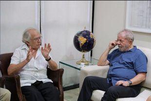 Pérez Esquival propondrá a Lula para el Premio Nobel de la Paz