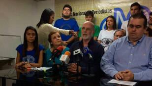 Periodistas marcharán este martes hasta la sede de Conatel