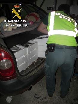 Sanción de 60.000 euros tras intervenir 825 kilos de merluza inmadura en Huelva