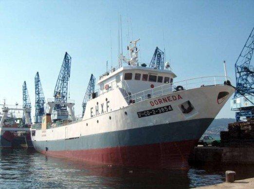 Continúa la búsqueda del tripulante desaparecido del buque pesquero español hundido en Comodoro Rivadavia