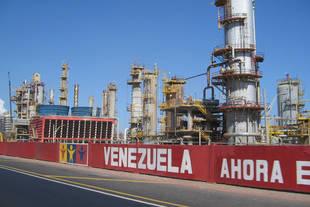 Petr�leo venezolano gana 1,23 d�lares y cierra la semana en 38,81 por barril