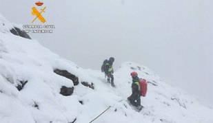 Rescatados los cuerpos de los montañeros zamoranos fallecidos en los Picos de Europa