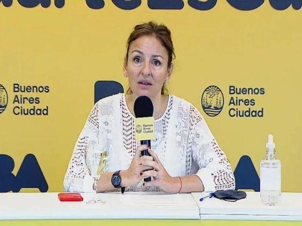 Los docentes porteños de UTE denunciaron ante el INADI a la ministra de Educación Soledad Acuña