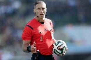 Pitana será el árbitro argentino en los Juegos Olímpicos