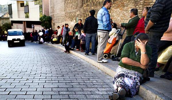 El 18,3% de los hogares, en riesgo de pobreza