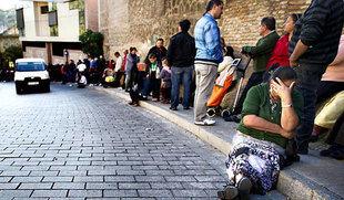 El 15,4% de la población de la Comunidad vive por debajo del umbral de pobreza