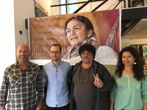 Podemos reclamó a la UE que presione a Argentina para que libere a Milagro Sala