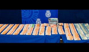 Cinco detenidos como presuntos autores del robo con violencia de 90.000 euros a un estanquero en Valladolid