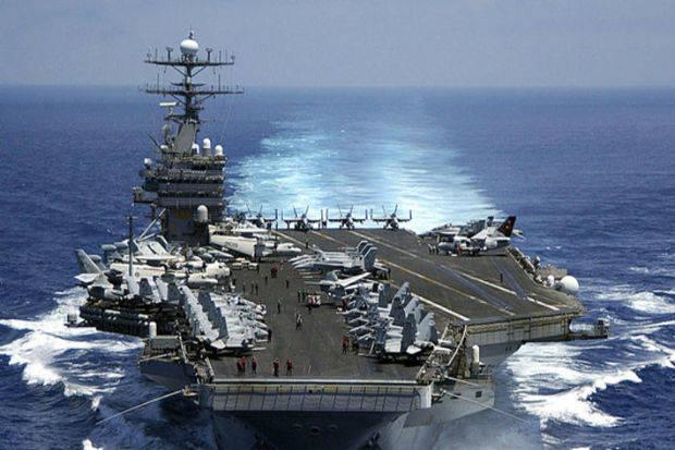 Corea del Norte alerta a ONU de que portaviones de EEUU alimentan las tensiones