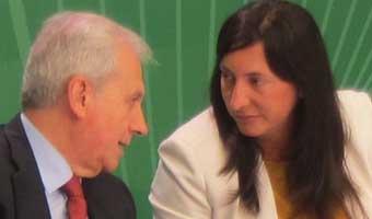 El PP-A acusa al presidente del Parlamento de ser 'emisario político' de Díaz