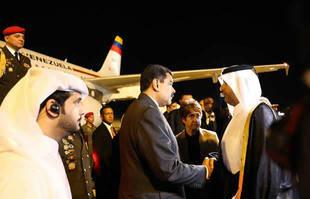 Maduro termina este lunes en Catar su gira para impulsar al alza el precio del crudo